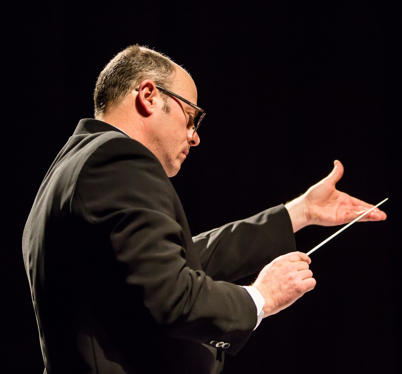 Carl Clausen - CYO & CO  conductor
