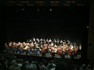 HCYO performing Rachmaninoff's Symphonic Dances