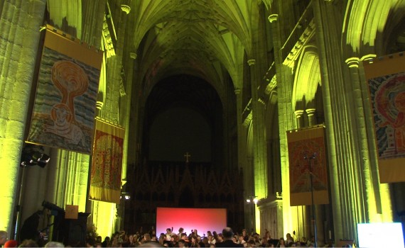 28/01/2017 - Concert in Winchester Cathedral
