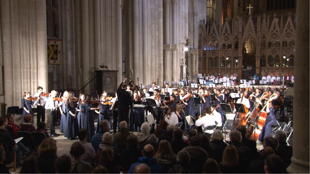 HCYO - Cathedral - 24 February 2018 - Carl