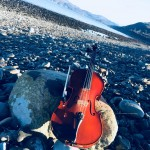 Annie Stillman - viola - County Youth Orchestra