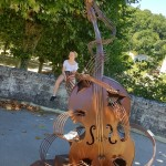 Maria Cutts - viola -  County Youth Orchestra